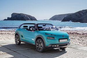 Citroën: dalla Mehari alla Concept Car Cactus M, un viaggio in libertà
