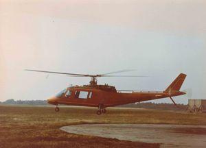 Leonardo, celebrato il 50° anniversario del primo volo dell'elicottero A109