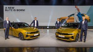 È nato un nuovo Blitz: la Opel Astra!. Così ha esordito il nuovo CEO Uwe Hochges [...]