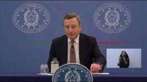 Draghi: su Giustizia porremo fiducia, sì a miglioramenti tecnici