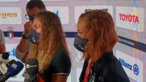 Tokyo2020, Casarini-Rodini: nel finale di gara è andata di cuore