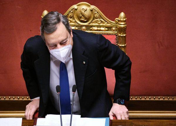 Sondaggi: Mario Draghi, segnali di crisi. Salvini sorpassato. E Conte-Meloni..