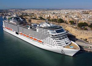 Snam, MSC e Finantieri: insieme per la prima nave da crociera a idrogeno