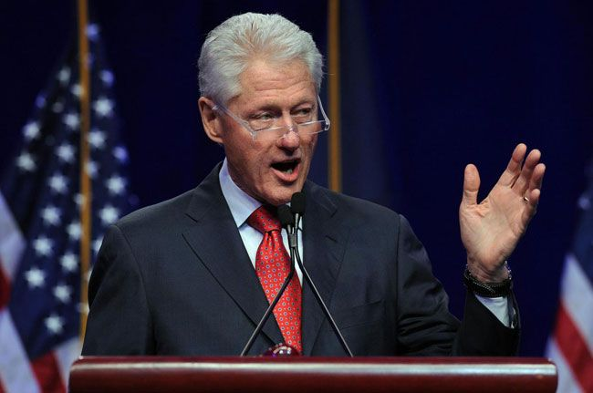 Epstein rivelazione choc Clinton nel docufilm Netflix presid...