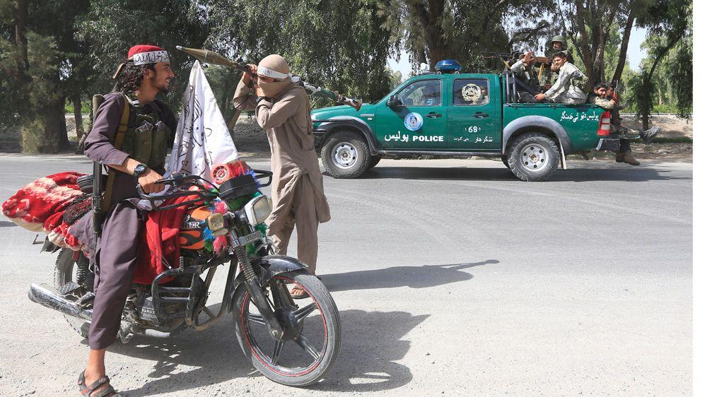 Taliban ceasefire 2018