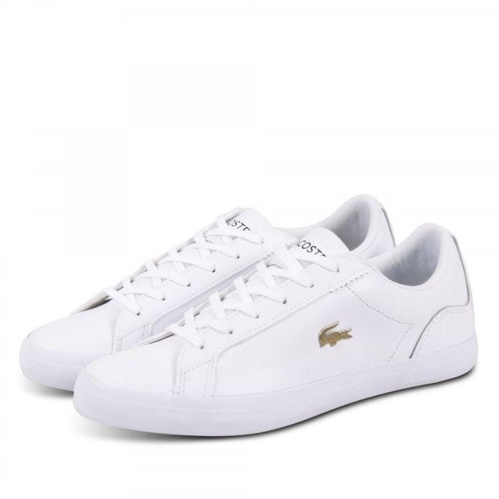 Lacoste LENORD 0120 2 CFA 7-40CFΑ000321G Λευκό