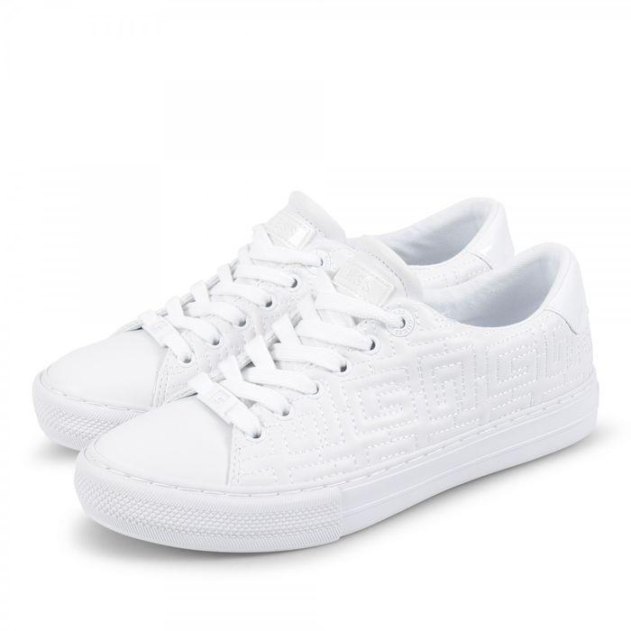 GUESS Leather FL8GΟLΕLΕ12 Λευκό