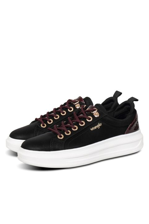 Wrangler Jolin Sneakers - Altershops Μαύρο
