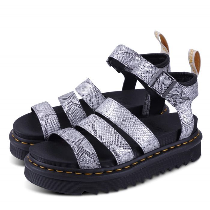 Dr. Martens Blaire Chunky 23808040 Ασημί