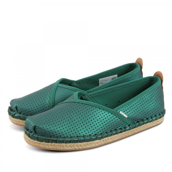 Toms Emerald Matte Iridescent 10013366 Πράσινο