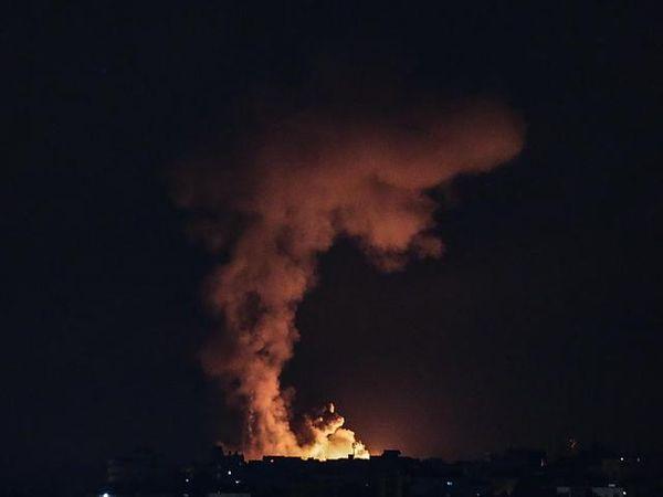 Gaza: 10 morti, in attacco Israele, 8 bambini e 2 donne