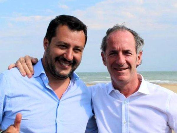 Lega: incontro Salvini-Zaia, al centro Veneto e partito