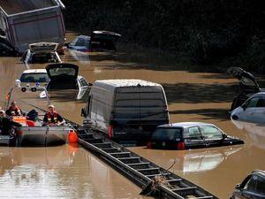 Maltempo: 130 evacuati in Alta Baviera, tensione in Sassonia