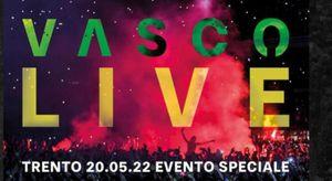 Vasco Rossi canteràaTrento: evento speciale il 20 maggio prossimo