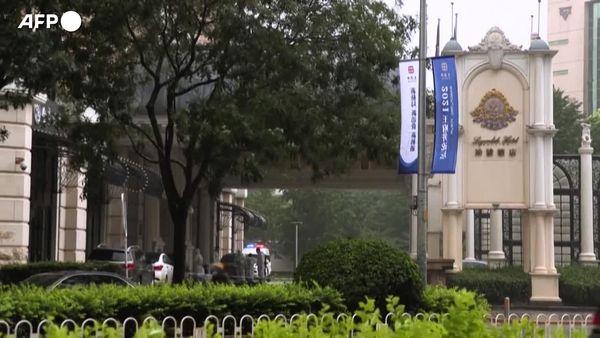Cina, a Pechino un hotel chiuso dopo alcuni casi di Covid scoperti