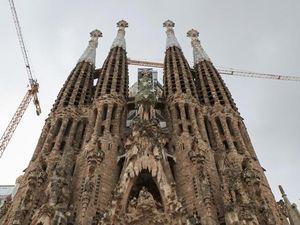Spagna: 374 milioni di euro per finire la Sagrada Familia