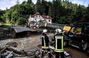 Alluvione in Germania e Austria, gli aiuti concreti dalla Caritas altoatesina