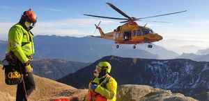 Alpinisti salvati sul Catinaccio: sorpresi dal temporale non sono riusciti a proseguire la scalata
