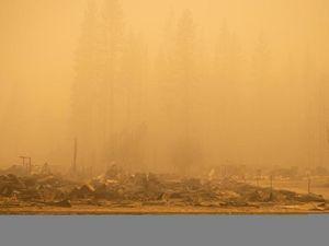 Clima: il Dixie Fire continua a bruciare la California