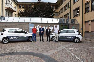 """Auto elettriche per il car sharing: il """"regalo"""" di Alperia agli hotel altoatesini"""