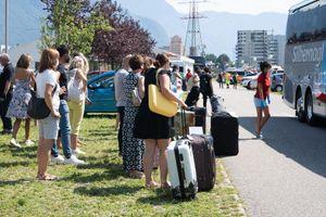 Focolaio Covid a Caorle, rientrati a Bolzano 235 bambini dalla colonia Caritas: 63 positivi