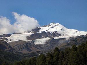 Tappa altoatesina per la Carovana dei ghiacciai inval Martello