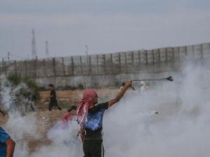 Gaza: dopo scontri, in nottata Israele colpisce Hamas