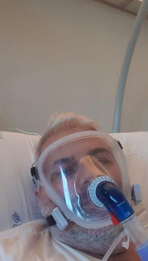 """""""Se non si prova non si capisce che brutta bestia è il Covid"""": Mauro Ottobre è finito in ospedale"""