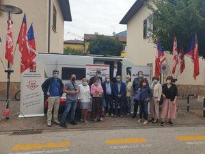 """Alto Adige, il sindacato dei pensionati va """"a domicilio"""" con il camper"""