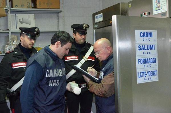 Blitz dei carabinieri a Merano: chiuso un ristorante in Corso Libertà