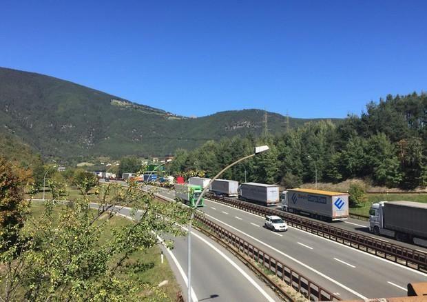 Giorno festa Austria divieto transito dei tir anche A22