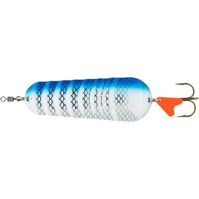 Abu Garcia Atom 20G S/Blue Flash