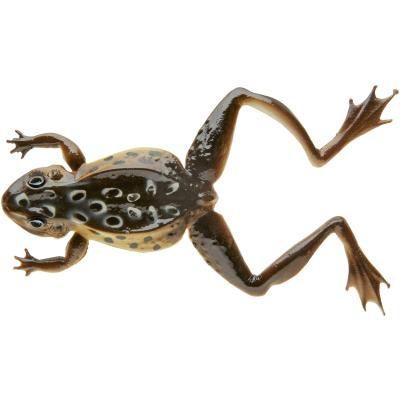 Cormoran Soft Frog 12cm schwarz