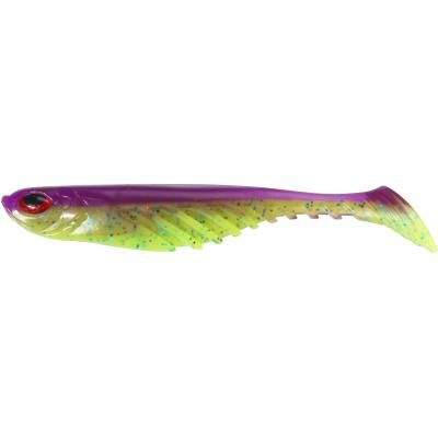 Berkley Powerbait Ripple Shad 7Cm Bulk Purple Chartreuse