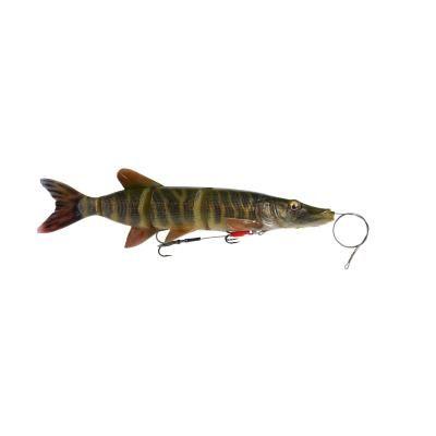 Savage Gear 4D Line Thru Pike 25cm 110g SS 01-Striped Pike
