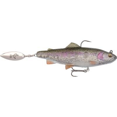 Savage Gear 4D Trout Spin Shad 11cm 40g MS 01-RB Trout