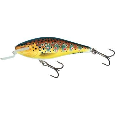 Salmo Executor Shallow Runner 5cm 5G Trout 0,6/1,2m