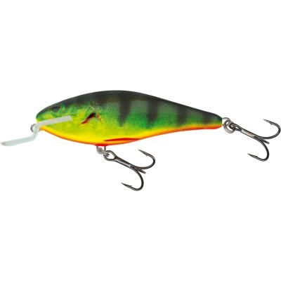 Salmo Executor Shallow Runner 7cm 8G Real Hot Perch 1,0/2,0m