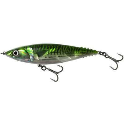 Savage Gear 3D Snake 30cm 57g Floating 03-Green Fluo