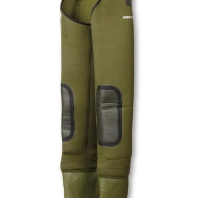 DAM Fighter Pro+ Neoprene Hip Waders Cleated Sole #44/45