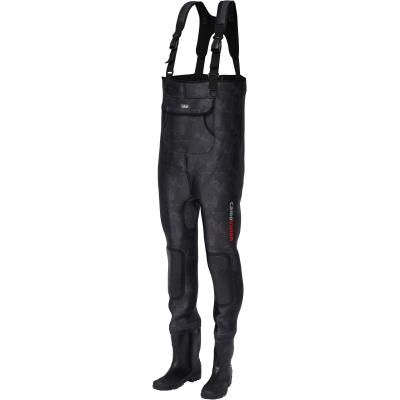 DAM Camovision Neo Chest Waders W/Boot Cleated 44/45