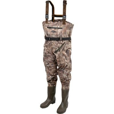 RT Ontario V2 Chest Waders Cleated 46/47 11/12