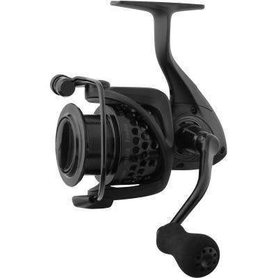 Okuma Custom Black Feeder CLXF-55 FD 7+1bb Alu Spare Spool