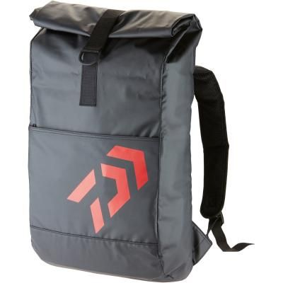 Daiwa Rucksack Roll-Backpack black/red 30.5x72x12.5cm