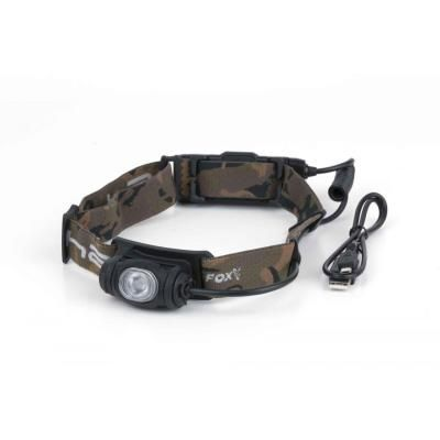 FOX Halo AL350c Headtorch