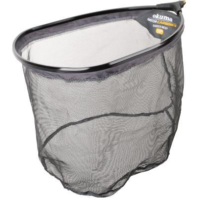 Okuma Match Carbonite Net 3mm Rubber Mesh 22´´ 55x45x30cm
