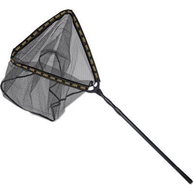 Zebco 2,70m Tele Rubber Net 60cm x 60cm x 50cm