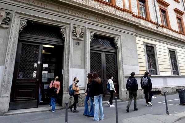 Scuola: sondaggio, 96% studenti porta mascherine da casa - Legalità & Scuola