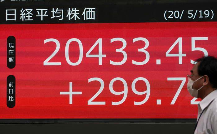 Borsa Tokyo avvia prima seduta della settimana netto rialzo con gli [...]