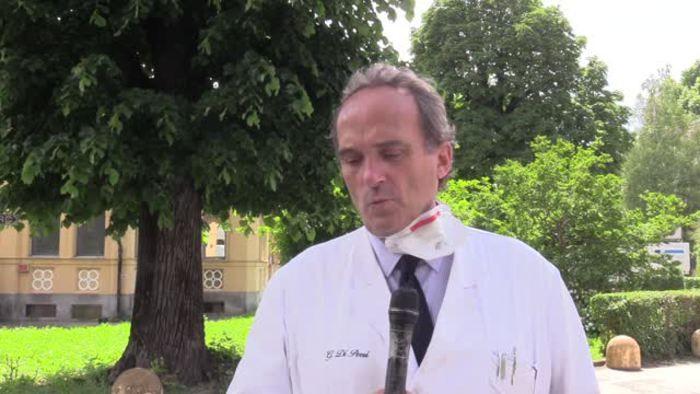 Fase 2 virologo Perri Risultati positivi negativi vedranno fine mese